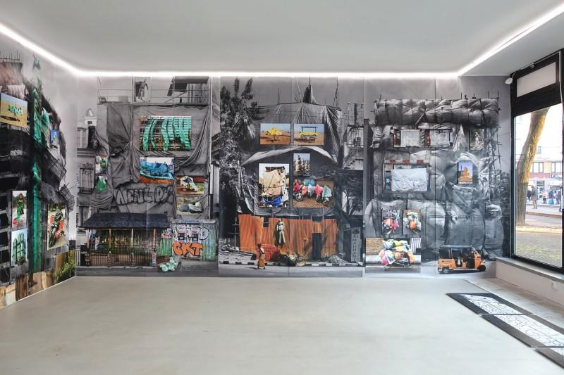 Wrapped City- Kunsthalle Bratislava2d